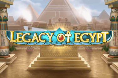 Legacy of Egypt Machine à Sous