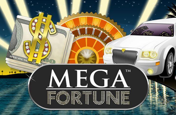 Machine à Sous Mega Fortune