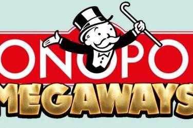 Monopoly Megaways machine à sous