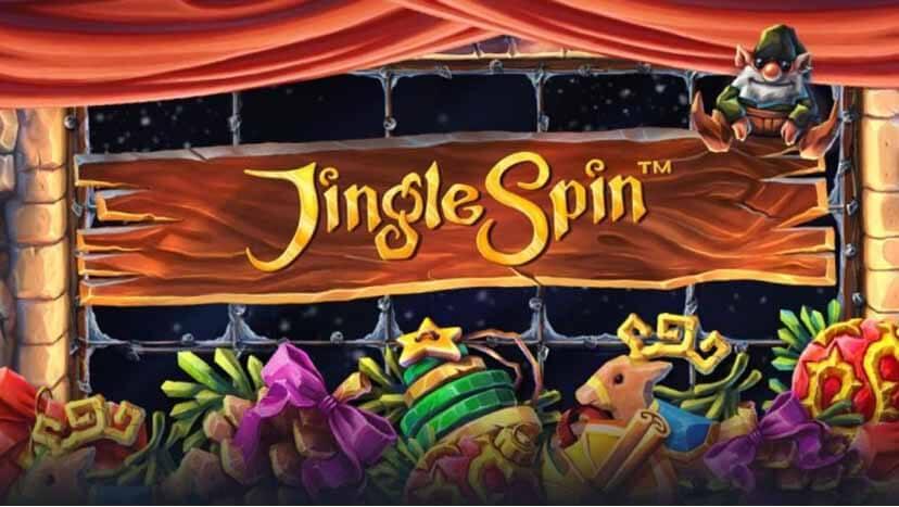 Jingle Spin Machines à Sous